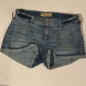 Guess Jeans denim shorts. Size 28.